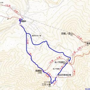 三方ヶ峰・池の平湿原@長野県  ~ やっぱり山はいいね!