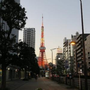 ナイト東京タワー