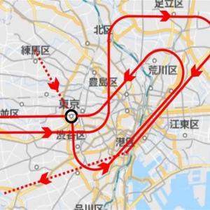 東京五輪 ~ ブルーインパルスがやってきた♪