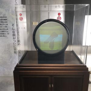 日本のテレビの発明