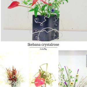 場所やシーンのイメージに合わせてお花をいける