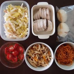 週末の常備菜づくり(210207)