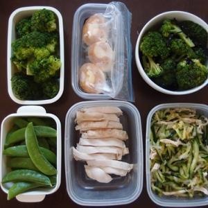 週末の常備菜作り(210314)