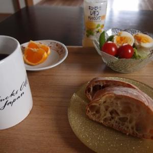 毎日朝ごパン