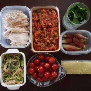 週末の常備菜づくり(210516)