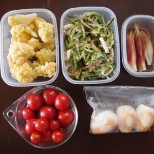 週末の常備菜づくり(210523)