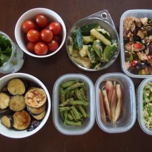 週末の常備菜づくり(210719)
