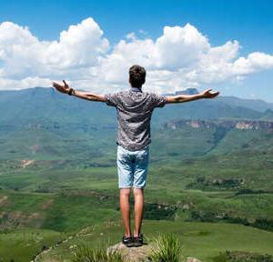 幸せに成功している人が見ている世界