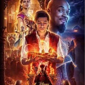 阿拉丁(Aladdin)を観てきたよ