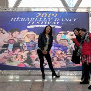 Heba Bellydance Festival in Korea