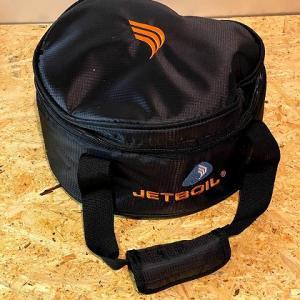 JETBOILのUFO型2バーナー。