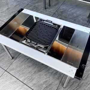 スノーピーク IGT ハーフウッドトップ自作 と、コストコ通販でノースのテントが・・。