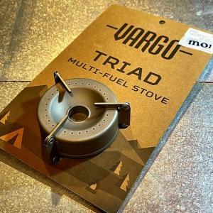 気難しいVARGO アルコールストーブ と、M1 iPad PRO キター と、皿ヶ嶺 風穴へショートツーリング