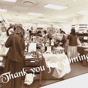 ご来場ありがとうございました~ヨコハママルシェ@そごう横浜店