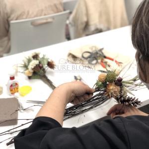 木の実を集めた最初の記憶のお話@ヴォーグ学園東京校