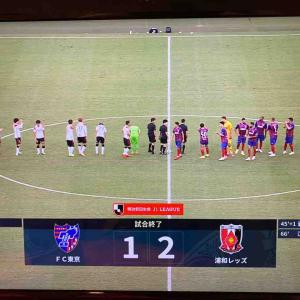 FC東京 vs 浦和レッズ