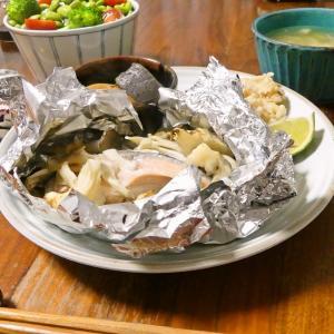 9/18 【ゆる糖質オフ】鶏の黒酢照り焼き弁当と鍋はじめました