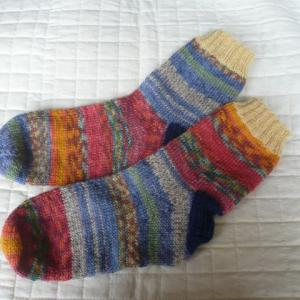 手編みの靴下『564号』
