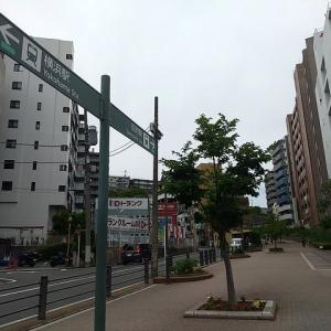 シリーズ横浜の緑道_その1・・・東横フラワー緑道、前編。