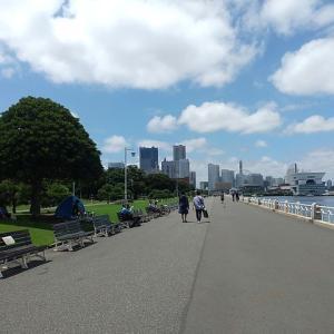 お散歩写真2020_神奈川警戒アラート発動・・・で???