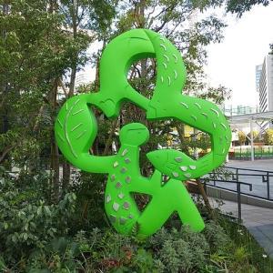横浜グランゲートのオープンを前に、キング軸が開通。