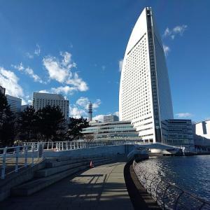 シリーズ横浜の橋_その33・・・新設橋編、女神橋。(スロープ未開通)