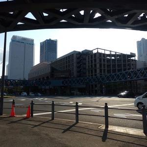 シリーズ横浜の橋_その35・・・増設編、新港サークルウォーク。