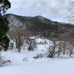 大山は明日から大雪・極寒になりそう!