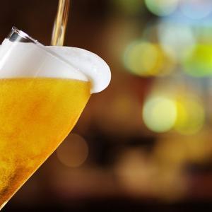 夕食時の瓶ビールの提供について…