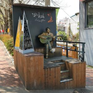【大邱】金光石(キム・グァンソク)通りを散策しがらB級グルメ!