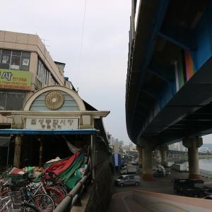 【七星市場】大邱三大市場の一つ!市場めぐり