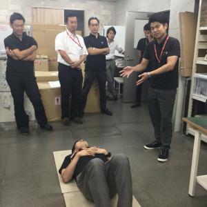 AEDがやってきた!