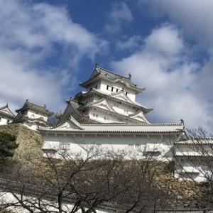 姫路城とゴッホ展