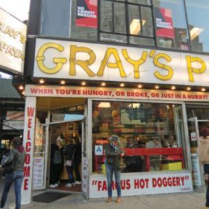 Gray's Papaya(グレイズ・パパイヤ)