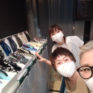 いよいよ明日です!! 2020秋冬gle縞x戸部田新作オーダー会!!