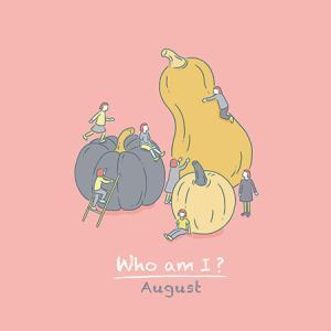 Who am I ? JAPANESE SUPERSTAR 8月の問題