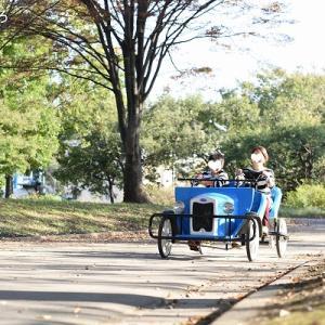 加須はなさき公園にて*2019秋