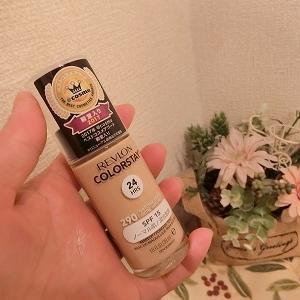【モニター】レブロン カラーステイ メイクアップ N