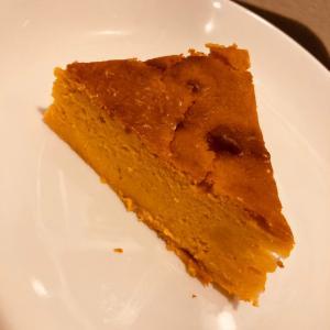 おやつ◎かぼちゃのチーズケーキ