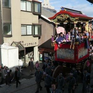 天孫神社例祭 大津祭