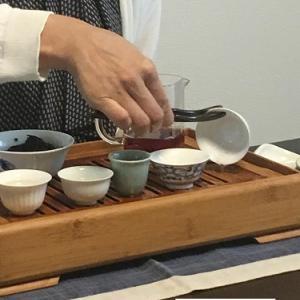 謝謝!中国烏龍茶&台湾茶マスターⅡ講座