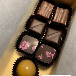 九曲紅梅と素材にこだわったお手製チョコレート
