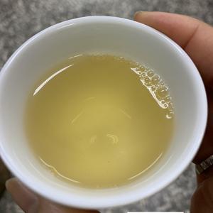 文山包種茶と素食と