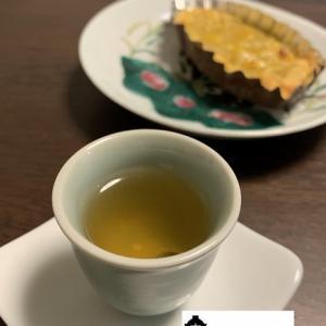東方美人茶と母手製のスイートポテト