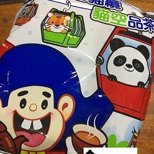 台湾「乖乖」限定の鉄観音味