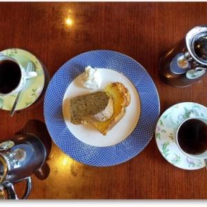 cafe 碧い森(あおいもり) 岡山市東区中野