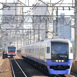 京葉線内で撮影
