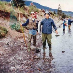 今年のアラスカ鮭釣り旅キャンセル手続き完了
