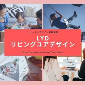 LYD(リビング ユア デザイン)【ヒューマンデザイン】初級講座のご案内