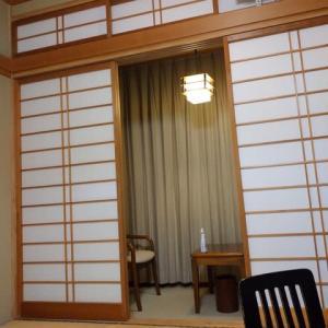 【長野県出張の旅】コロナ対策も万全に!貸し切りに近い老舗温泉宿で1泊!